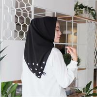 Jual hijab kerudung jilbab instan pearl square murah Murah