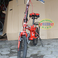 Sepeda lipat Venom 16 inch
