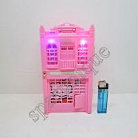 Kotak Musik Hello Kitty ada Lampu MY6069