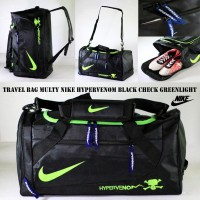 Harga tas ransel travel nike black greenlight travel bag | Hargalu.com