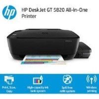 Printer Hp Deskjet GT 5820 All In One Plus Wifi Parto Printer
