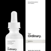 The Ordinary Salicylic Acid 2% Solution 30ml The Ordinary Salicylic Ac