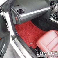 Karpet mobil Comfort Deluxe khusus Mazda RX8 2 Baris