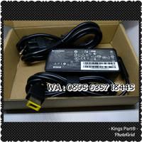Original Adaptor Charger Laptop/Notebook Lenovo 20V 3.25A- USB Square