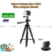 New Tripod Takara Eco 173A Untuk Kamera GoPro Mirrorless DSLR Handpho