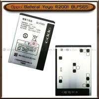 Baterai Oppo Yoyo R2001 BLP565 BLP 565 Original Batre Batrai HP