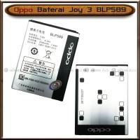 Baterai Oppo Joy 3 BLP589 BLP 589 Original Batre Batrai HP