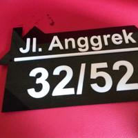 nomor rumah