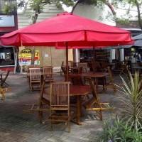 Kursi Meja Payung Cafe Resto dan Tenda Payung Murah