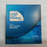 Intel Processor Pentium G2030 BOX LGA 1155