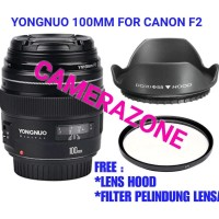 LENSA YONGNUO 100MM FOR CANON F2