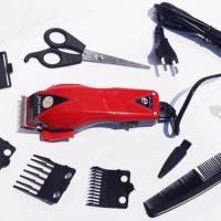 jual Alat Cukur Rambut Elektric Hair Clipper Electric Alat Salon Poto