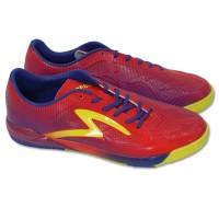 Sepatu Futsal Specs Swervo Thunderbolt IN (Emperor Red/Naval Blue/Spot
