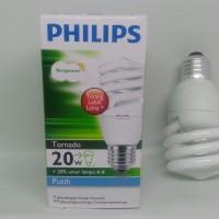 Lampu Philips Tornado 20 Watt Garansi Resmi Philips Indonesia