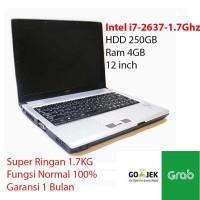 Laptop NEC VersaPro VB-D VK17HB-D Core i7-2637  1.7GHz 4Gb 250GB NB187
