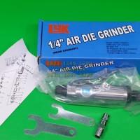 LYK Air Die Grinder 1/4 Mesin Bor Cun 6 mm Gerinda Angin 6 mm