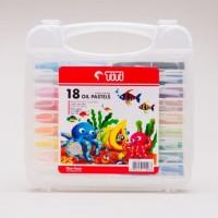 Crayon Titi 18 Warna