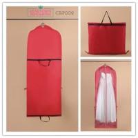 Harga tas pelindung gaun pesta dari debu l cover baju pengantin cbp | antitipu.com