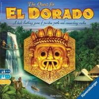 The Quest for El Dorado Board Game