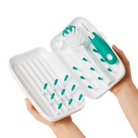 OXO tot on the go drying rack sikat botol travel
