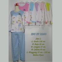 Baju tidur wanita dewasa bahan kaos celana panjang