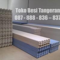 Harga promo free ongkir atap upvc alderon sunpanel   Hargalu.com