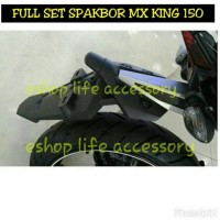 New! Spakbor Spatbor Belakang Rear Fender New Jupiter Mx King 150