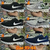 Sepatu Kets Pria Nike Zoom Rajut Import Quality