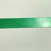 1 Roll Pita Ribbon Polos 2cm Hijau