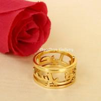 cincin nama arab lapis emas 24k