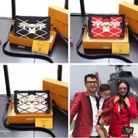Jual Tas Louis Vuitton Petite Malle Epileather Nagita Semi Premium AAA