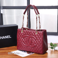 Tas Wanita Chanel Model Gold HDW Import Best Seller Discond Hits Batam