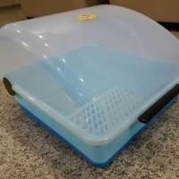 rak / tempat piring sendok garpu / dish drainer NAGATA 509