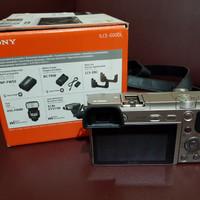 sony a6000 dan lensa sony SEL 50mm f1.8