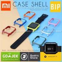 SIKAI Bumper Shell Case Screen Protector Xiaomi Amazfit BIP LITE YOUTH