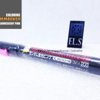 Gundam Marker Fluorescent Pink ( GM14 )