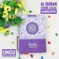Al Quran Syaamil Azalia/Al Quran Rainbow Azalia/Al Quran Cantik
