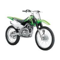 Kawasaki KLX 140 Off The Road
