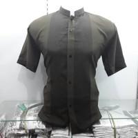 Grosir Baju Koko Busana Muslim Pria Pasar Tasik Tanah Abang Jakarta T5