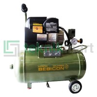 Hitachi 1.2 HP 1P 0.4LE-8S5A Kompresor Angin Automatic Grosir