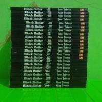 komik jepang langka black butler 1-23 eks kolpri no cap dan steples