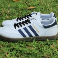 Sepatu Sneakers Adidas spezial (Black, BLue, White) Murah