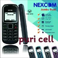 HP Handphone Nexcom Jambu Duos