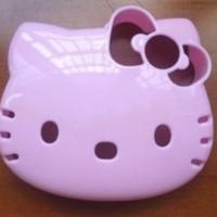 cetakan kepala hello kitty hk mold bento nasi sandwich roti kue wajah