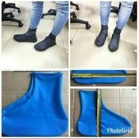 Rain Cover Shoes Sarung Sepatu Murah Bahan Karet