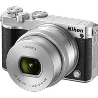 Harga nikon 1 j5 mirrorless digital camera with 10 30mm lens | Pembandingharga.com