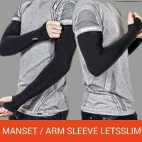 Manset Sepeda / ArmSleeve / Pelindung Tangan