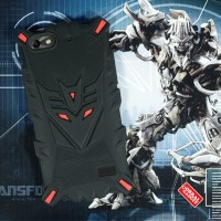 Softcase Transformers Decepticon Cover Case Casing HP Huawei Honor 4C