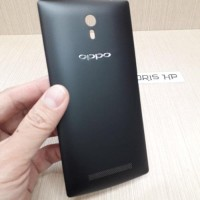 Terbaru Back Cover Oppo Find 7 Qhd X9006 X9007 5.5 Backdoor Hp Tutup