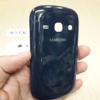 Terbaru Back Cover Samsung Fame Duos S6810 S6812 Backdoor Hp Tutup